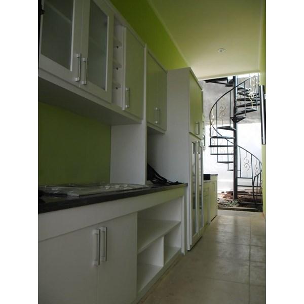 Jasa Desain Dapur Rumahan Semarang Oleh Cv Kembang Djati Furniture