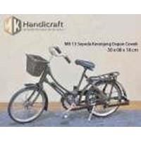 Jual Miniatur Sepeda Logam