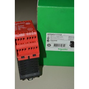 Safety Relay Schneider XPSAV11113