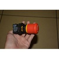 Emergency Stop Push Button EATON M22-PVT K01 1