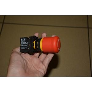 Dari Emergency Stop Push Button EATON M22-PVT K01 0