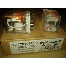 Relay Weidmuller DRM270730L