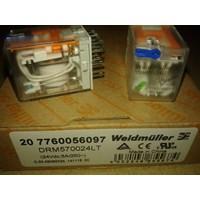Relay Weidmuller DRM570024LT 1
