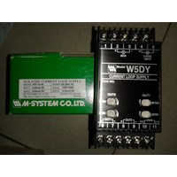 Jual Isolated Current Loop Supply M-System  W5DY-AA-M.