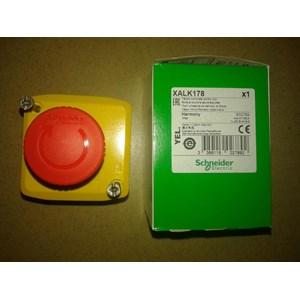 Emergency Stop Push Button Schneider XALK178