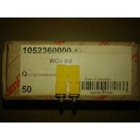 Terminal Block Jumper Weidmuller WQV 6 2 1
