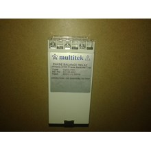 Monitoring Relay Multitek M200-PB1