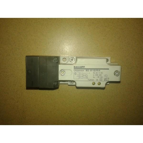 Unisensor Proximity Switch BALLUFF BES 517-132-P5-H