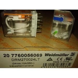 Relay Weidmuller DRM270024LT