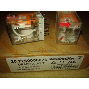 Sell Weidmuller Relay DRM270730LT from Indonesia by Sarana Jaya
