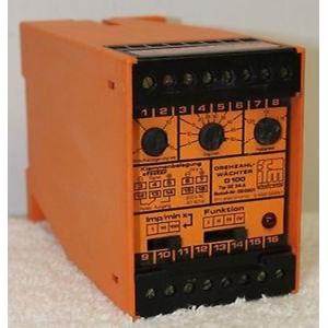 Speed Monitor IFM D100 DZ 34 A