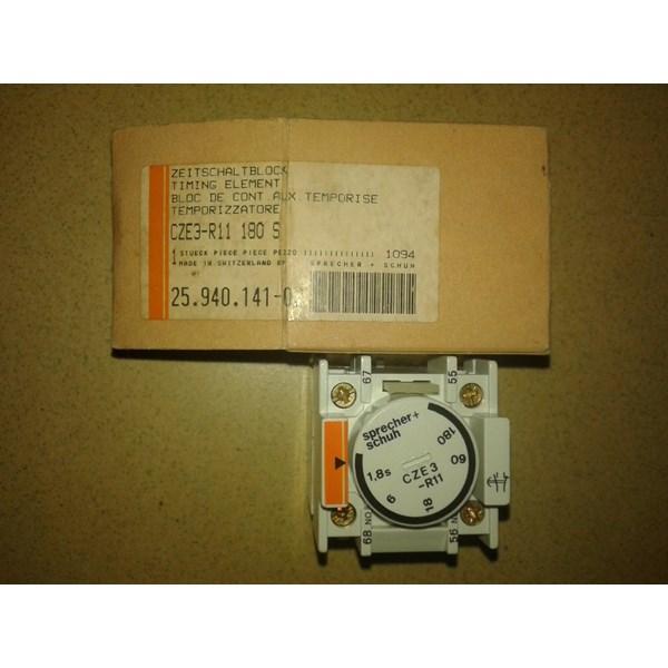 Timer Sprecher Schuh CZE3-R11 180 S