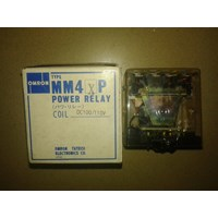 Relay Omron MM4XP DC100 110V  1
