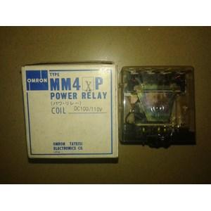 Relay Omron MM4XP DC100 110V