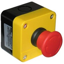 Sistem Akses Kontrol Emergency Stop Switch