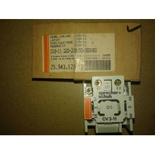 Mini Contactor Sprecher Schuh CV 3-11 220-230V50 260V60