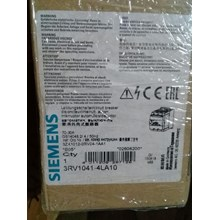 Circuit Breaker SIEMENS MPCB 3RV1041-4LA10