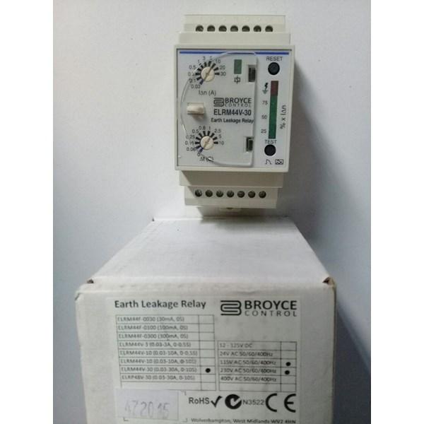 Relay BROYCE CONTROL ELRM44V-30