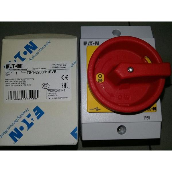 EATON T0-1-8200/I1/SVB Emergency Stop Main Switch