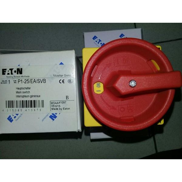 EATON P1-25/EA/SVB Emergency Stop Main Switch