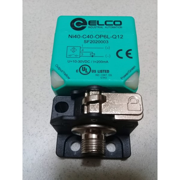 Ni40-CP40-OP6L-Q12 ELCO