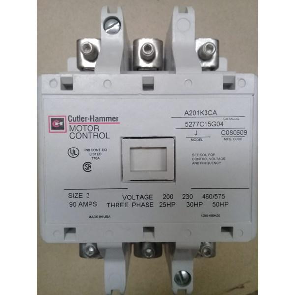 Motor Control A201K3CA Cutler Hammer