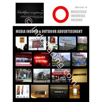 Media Iklan (Indoor Dan Outdoor) By Vitaldipa  Company All Media Promotions