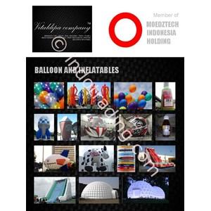 Balon Dan Inflatable By Vitaldipa  Company All Media Promotions