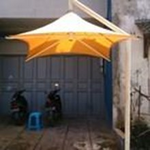 Tenda payung tension Membrane