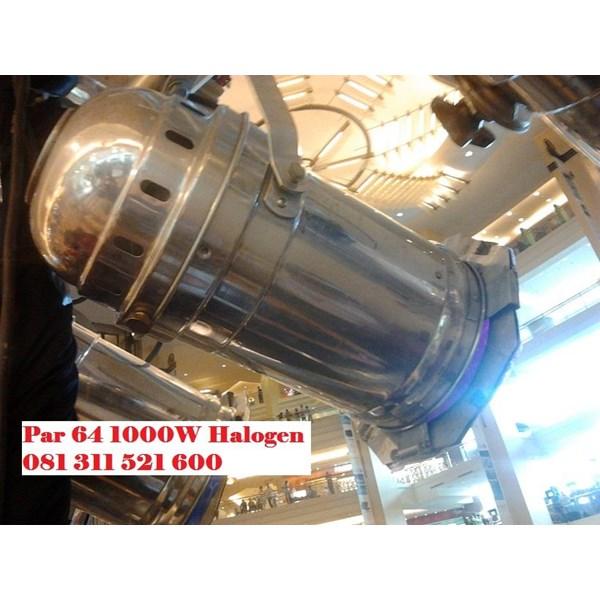 Lampu Sorot Panggung Par 64 1000W