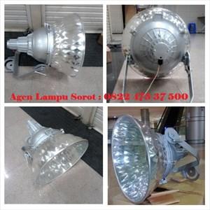 Lampu Sorot Kapal Model Corong
