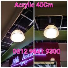 Lampu Industri Acrilic