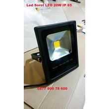 Lampu Sorot LED 20 Watt Duralux