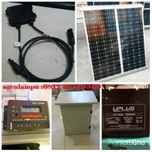 Paketan Solar Cell 100Wp