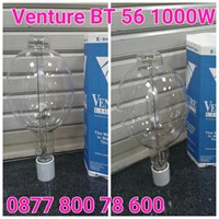 1000W Metal Halide lamp BT56 Venture