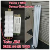 Lampu TL TKO 236 Battery Emergency 1