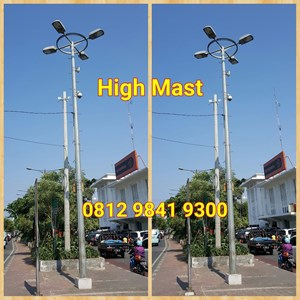 Tiang High Mast