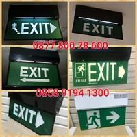 Emergency EXIT 2 Sisi 1