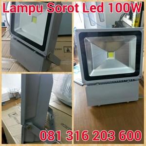 Lampu Sorot LED 100W Hinolux