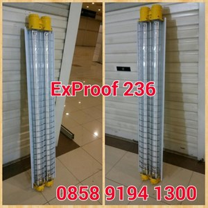 Lampu TL Explossion Proof 2 x 36W