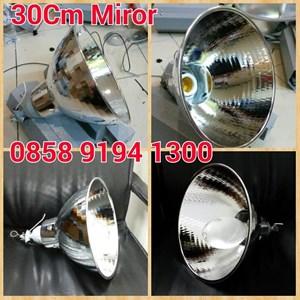 Lampu Industri 30cm Mirror