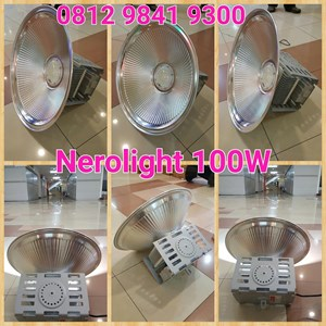 Lampu Industri LED 100W Nerolight