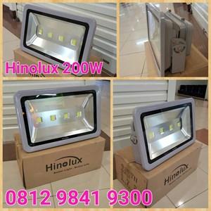 Lampu Sorot LED 200W Hinolux
