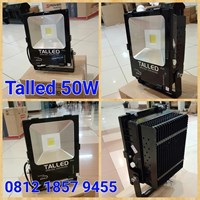 Lampu Sorot LED 50W IP 65 Talled 1