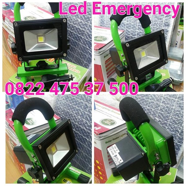 Lampu Emergency LED 10W