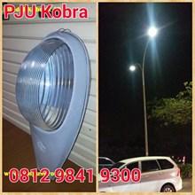 Lampu Jalan Model Kobra