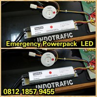 Emergency LED DownLight Powercraft