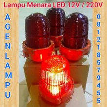 Lampu Menara 4Inchi LED