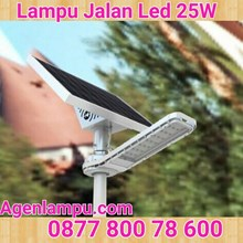Lampu Jalan LED All in One 25W