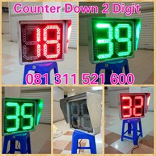 Counter Down Timer 2 digits